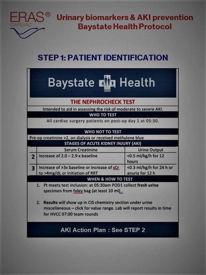 Baystate Health AKI Protocol